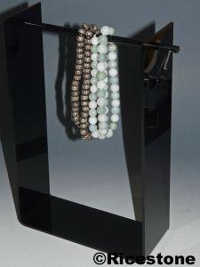 achat vente pr sentoir porte bijoux bracelet montre collier acrylique ty133. Black Bedroom Furniture Sets. Home Design Ideas