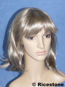 Mannequin homme blond cheveux long