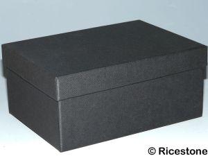 Boite carton de min ralogie pour emballage transport et - Fabriquer boite de rangement en carton ...