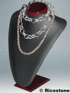 buste gain pas cher de 36cm pour collier et pendentif pr sentoir de bijoux conomique pdy4s. Black Bedroom Furniture Sets. Home Design Ideas