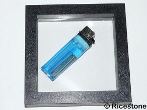 Boite membrane de d coration pour objets de collection ec for Cadre pour objet decoratif