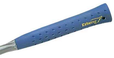 Manche de marteau Estwing E3-23LP avec Shock Reduction Grip ®