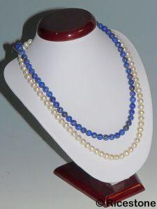 buste pas cher de 17cm pour collier et pendentif pr sentoir de bijoux pdy1. Black Bedroom Furniture Sets. Home Design Ideas