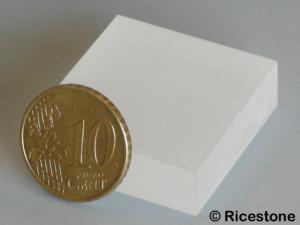 socle plexiglas translucide de min ralogie 3x3x1cm support pr sentoir plaque verre acrylique cu31. Black Bedroom Furniture Sets. Home Design Ideas
