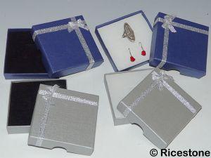 bo te cadeau crin bijoux bague boucle d 39 oreille et parure bi99. Black Bedroom Furniture Sets. Home Design Ideas