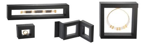Boite membrane de d coration pour collectionneur for Cadre pour objet decoratif