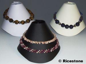 buste pour collier pr sentoir pour bijoux diff rentes cat gories. Black Bedroom Furniture Sets. Home Design Ideas